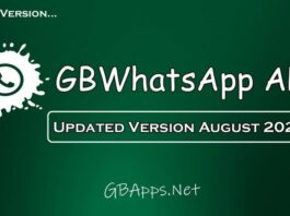 GBWhatsApp APK Download (Updated) August 2021 Anti-Ban   OFFICIAL